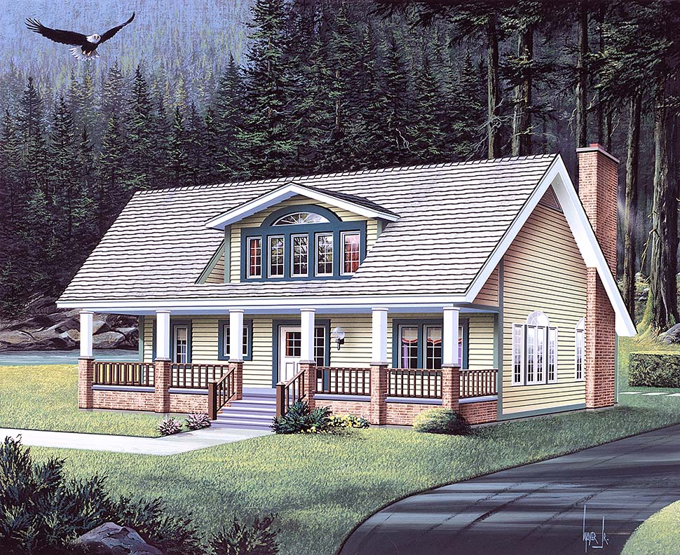 House Plan 97224