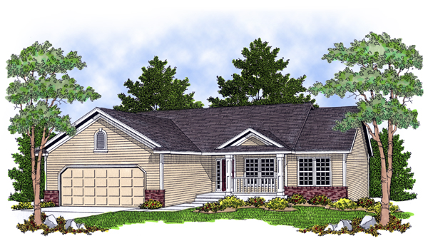 House Plan 97387
