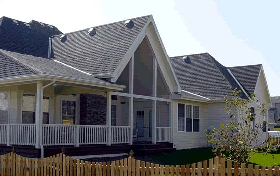 European House Plan 97406 with 4 Beds, 3 Baths, 2 Car Garage Picture 2