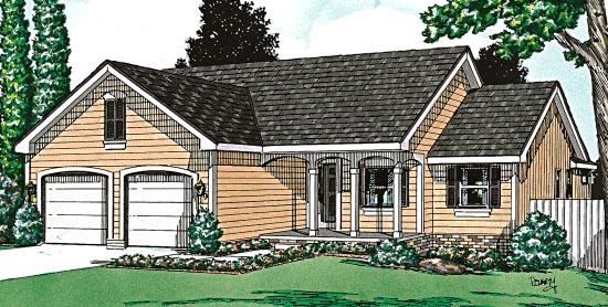 House Plan 97443