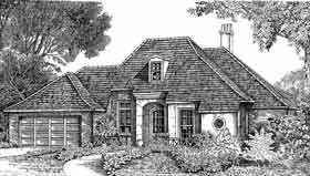 Plan Number 97501 - 2261 Square Feet