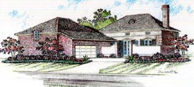 Plan Number 97503 - 2310 Square Feet