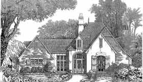 Plan Number 97505 - 2618 Square Feet