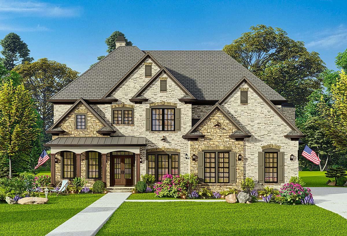 House Plan 97627