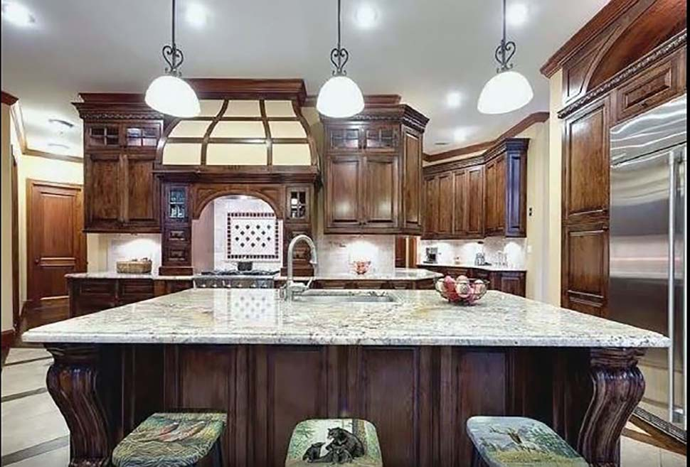 Craftsman, Tuscan House Plan 97640 with 3 Beds, 4 Baths, 2 Car Garage Picture 8