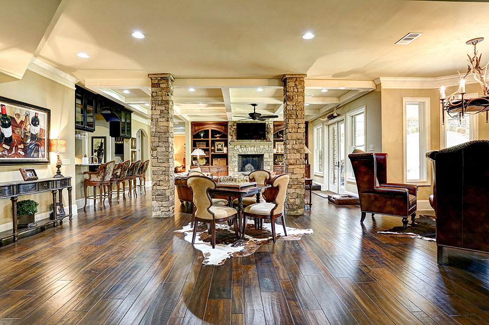 Craftsman, Ranch, Tuscan House Plan 97680 with 3 Beds, 4 Baths, 3 Car Garage Picture 25