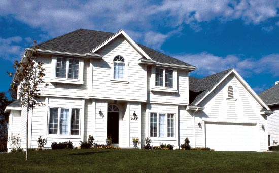 Bungalow, European House Plan 97906 with 4 Beds, 3 Baths, 2 Car Garage Picture 1