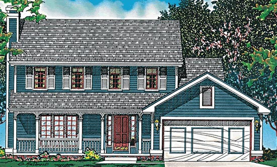 House Plan 97923