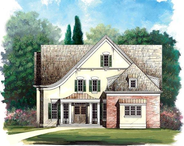 House Plan 98235