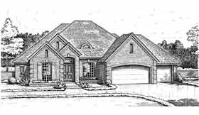 House Plan 98511