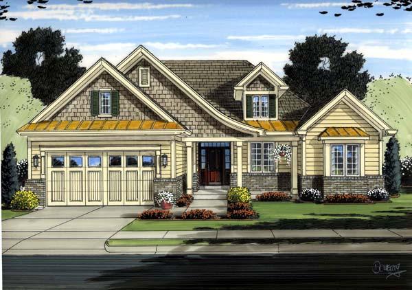 House Plan 98650