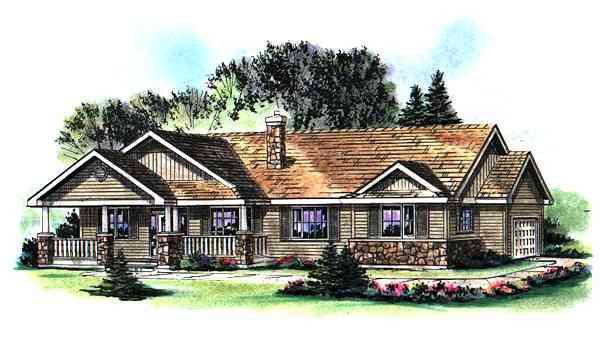 House Plan 98888