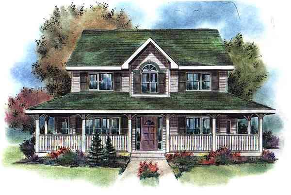 House Plan 98898