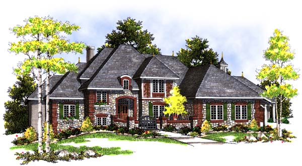 House Plan 99177