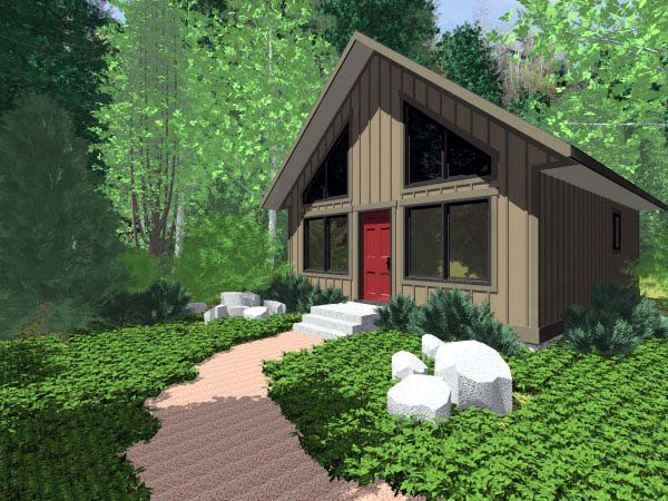 House Plan 99953