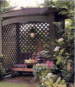 500504 - Scents-ible Lattice Shelter