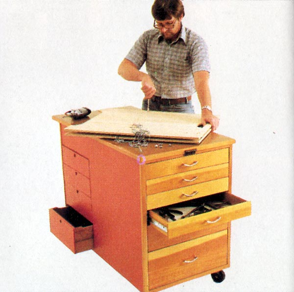 504346 - Mobile Workbench