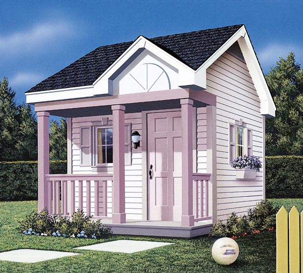 Children's Playhouse - Project Plan 85905