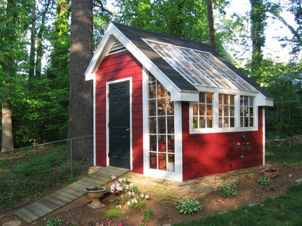 Garden Shed  - Project Plan 85924