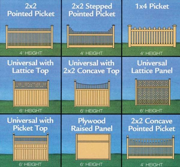 90046 - Custom Elite Fences